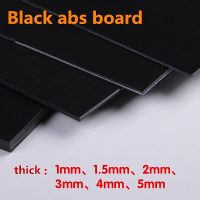 DIY ABS Plastic Flat Sheet Styrene Plastic Model Is Used To Train The Building 200 Mm * 200mm Model Building Suite