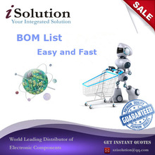 BOM List for Integrated Circuit/Connector/Capactior/Resistor/Relay/LED(China)