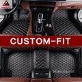 Custom fit автомобильные коврики для Mercedes Benz C W204 W205 E W211 W212 W213 S класс cla GLC ml GLE GL ковер Авто-Стайлинг вкладыши