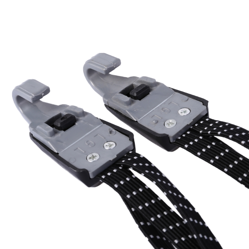 Bicycle Fixed Rope Elastic Luggage Rubber Band Strap Hook 3in1 Cycling Stackings