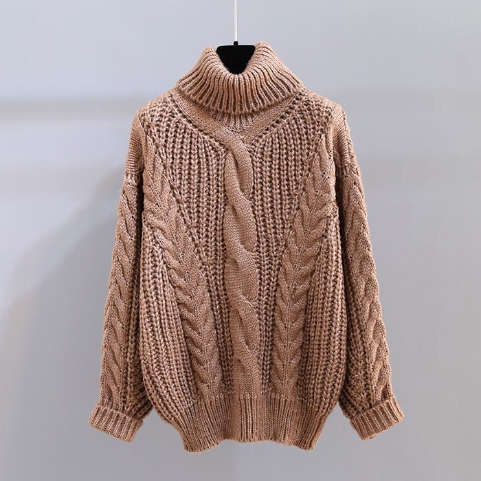 2018 Autumn Winter Slim Thin Sweaters Women Long Sleeve Pullover Knitted Sweater Pull Femme Women Pullovers Tops Clothes