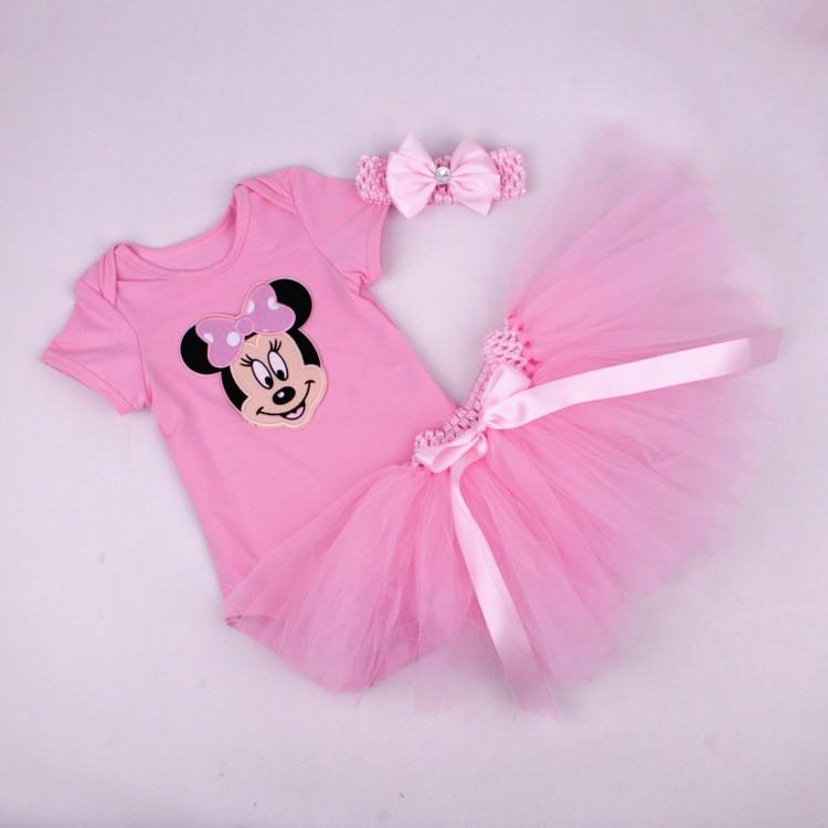 Newborn Girls Summer Baby Clothing Sets (1)