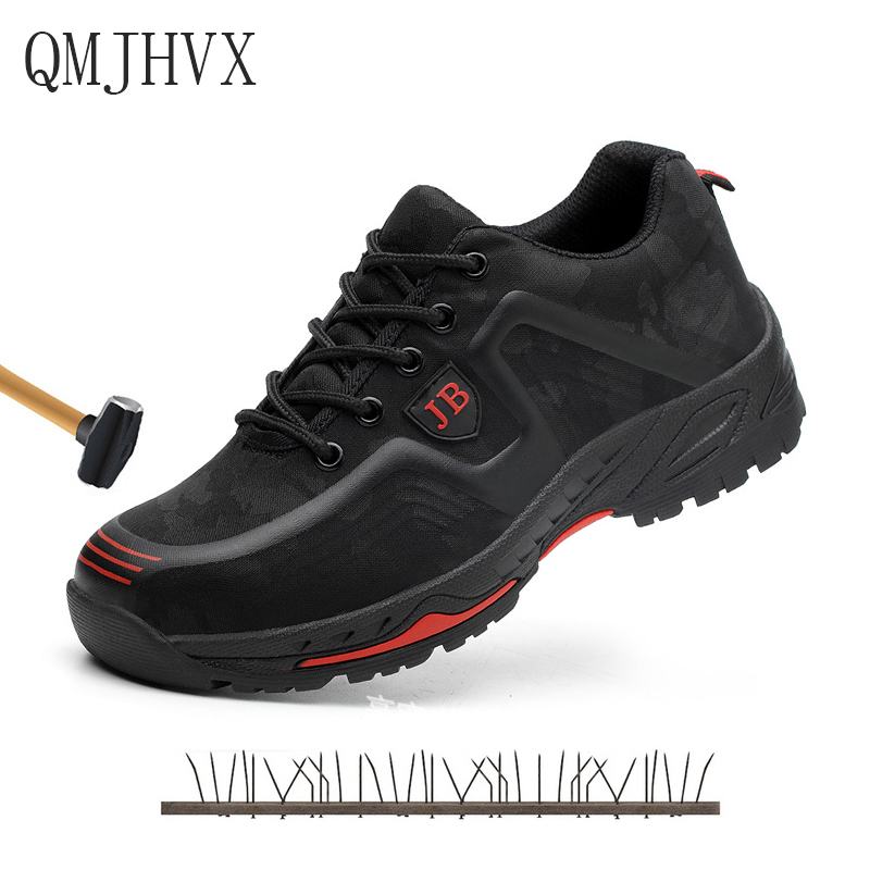 50% off newest exclusive deals Men's Fashion Breathable Safety Shoes Work Shoes Resistance ...