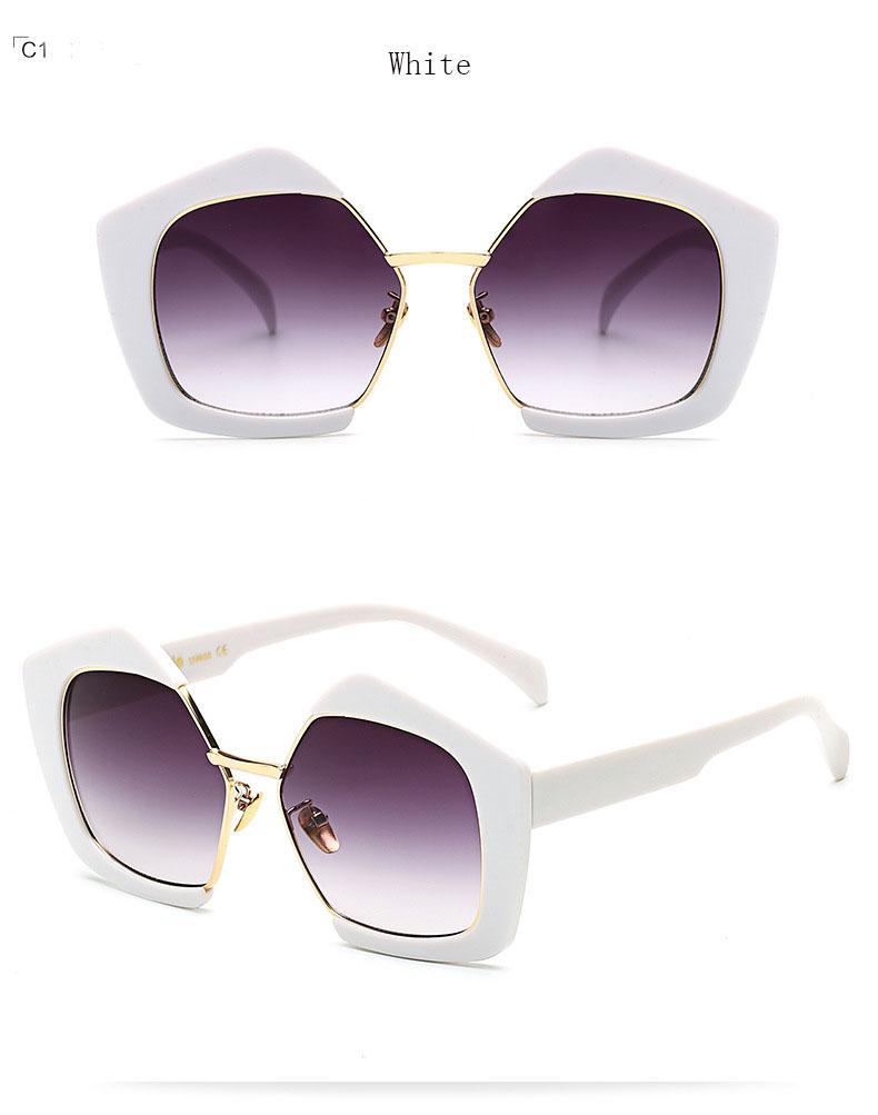HTB1K..pPpXXXXXoXXXXq6xXFXXXY - 2017 New Sunglasses Women Brand Designer Semi-Rimless Cat Eye Fashion Sun Glasses for Ladies Pink Oculos De Female Gafas