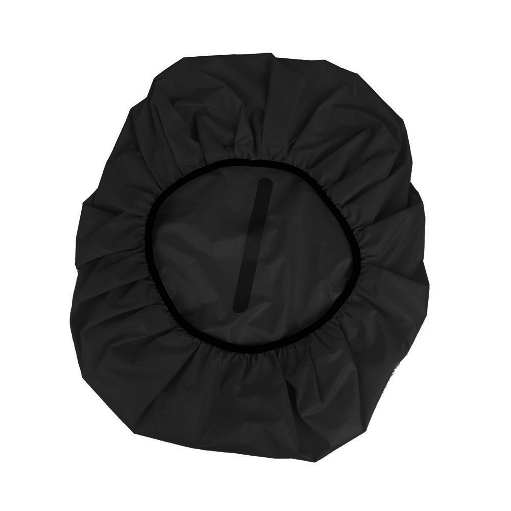 Image 2 - Safe Backpack Rain Cover Reflective Waterproof Bag Cover Outdoor Camping Travel Rainproof Dustproof-in Raincoats from Home & Garden