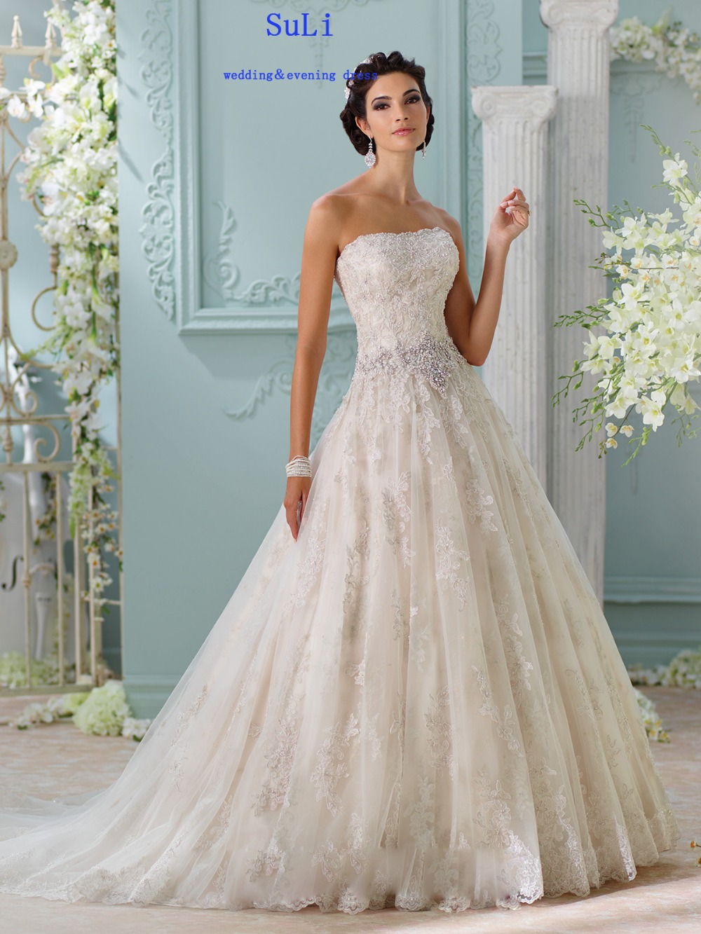 Famous Buy Cheap Wedding Dresses Online Festooning - All Wedding ...