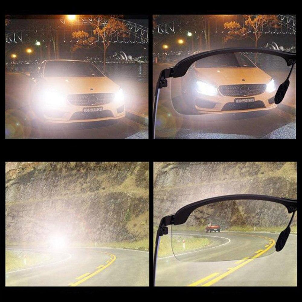 Купить с кэшбэком Photochromic Sunglasses Men Polarized driving Chameleon Glasses Male Change Color SunGlasses Day Night Vision Driving Eyewear