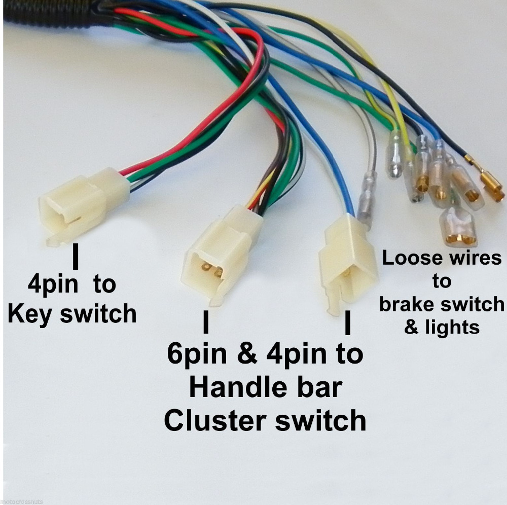 Cable Wire Harness Get Free Image About Wiring Diagram