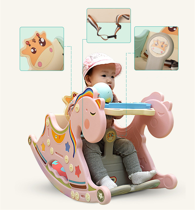 HTB1K.0bXzzuK1Rjy0Fpq6yEpFXaf Cradle Baby Rocking Chair Music Trojan Baby Chair Chaise Rocking Horse Toy Lounge Placarders Chair Cradle Newborn Emperorship