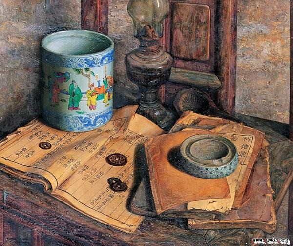 Free shipping Vintage book and <font><b>cup</b></font> still life <font><b>print</b></font> painting on canvas wall <font><b>art</b></font> decoration