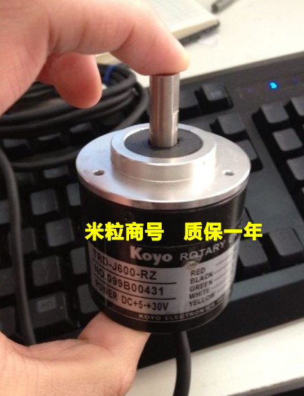 Free shipping [Rice grain business] Wuxi Koyo KOYO encoder TRD J200 RZV warranty for one year encoder     - title=