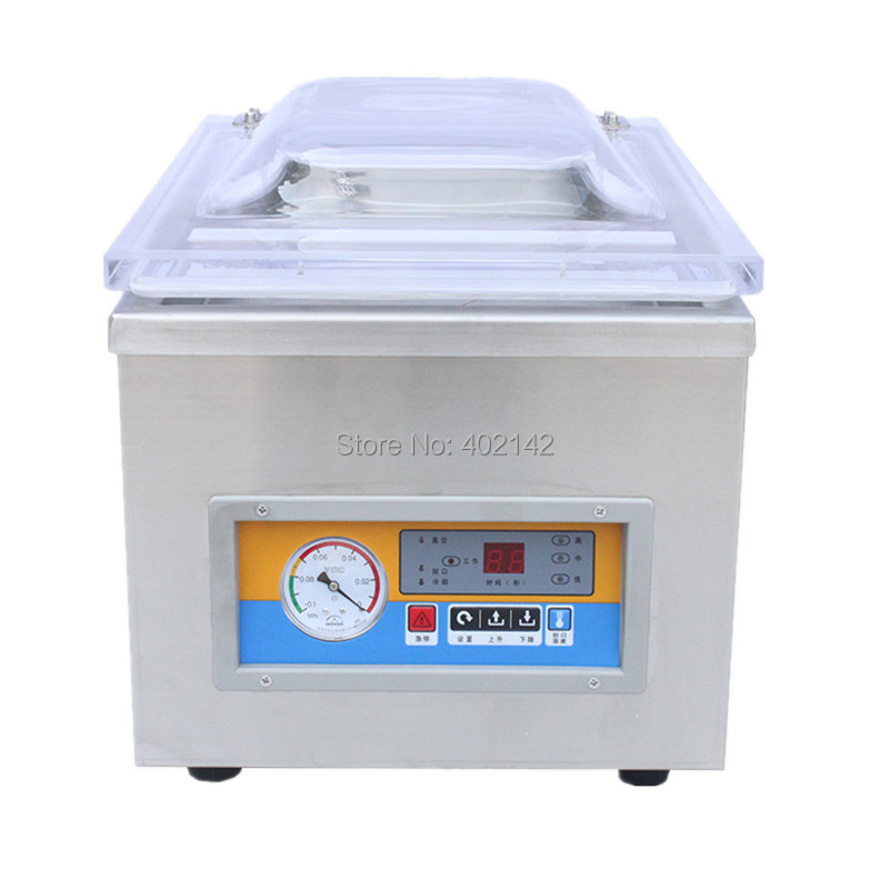 Multifunction Single Room Vacuum Packing Machine For Dry Sea Food And Grains, Free Shipping