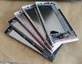 Первоначально для Huawei Ascend P6 середина ближний / лицевой крышка жк-рамка рамка с боковыми запчастей