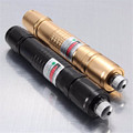532nm Green Laser Pen Adjustable Focusing Beam 1500m High Power with Stars Cap Laser Pointer Pen for Teaching Camping