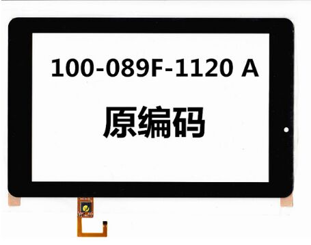 8.9 Inch Touch Screen 100-089F-1120 For IconBIT NETTAB THOR IZ 3G NT-3909T Tablet Digitizer For Ramos I9 I9s