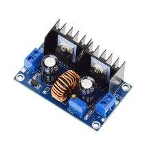 XL4016 PWM ماكس 8A 200 واط DC DC تنحى محول فرق الجهد امدادات الطاقة قابل للتعديل 4 40 فولت إلى 1.25 36 فولت تنحى لوحة تركيبية