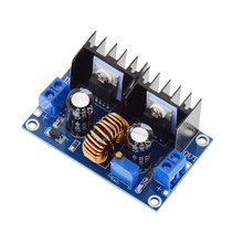 XL4016 PWM Max 8A 200W DC DC Step Down Buck Converter Power Supply  Adjustable 4 40V To 1.25 36V Step Down Board Module