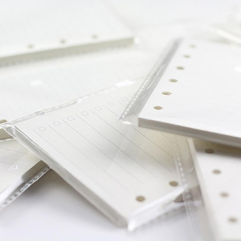 A6 A7 MUJI Κάλυψη βιβλίου PVC και χαρτί - Σημειωματάρια - Φωτογραφία 3