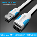Vention High Quality USB 2.0 Extension Cable Male to Female USB Cable Extension Data Sync Cord Cable Adapter