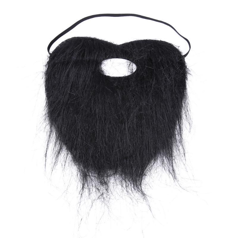 12pcs//set Costume Party Halloween Fake Mustache Funny Fake Beard Whisker/_ PMA