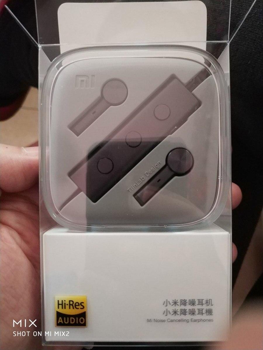 Оригинал Xiaomi 3,5 мм ANC Наушники гибридные 3 блока 2 класса шумоподавления Наушники с высоким шумоподавлением Hi-Res наушники (23)