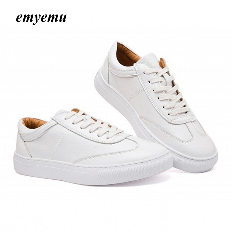 Casuais Desporto Sapatos De Homens Brancos Pequeno Até Hot Tamanho Rendas Respirável Moda O Apartamentos Homem Malha Venda aZ7P7q