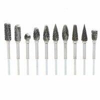 Tungsten Carbide Burs Dental Burs Set Dental Diamond Burs Dental Lab Material Tungsten Steel Grinding Head