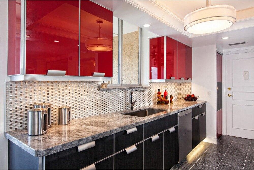 Online Get Cheap White Kitchen Cabinet Design -Aliexpress.com ...