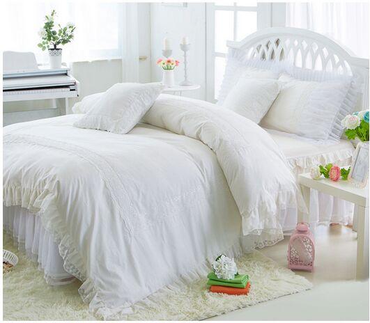 achetez en gros dentelle couvre lit en ligne des. Black Bedroom Furniture Sets. Home Design Ideas
