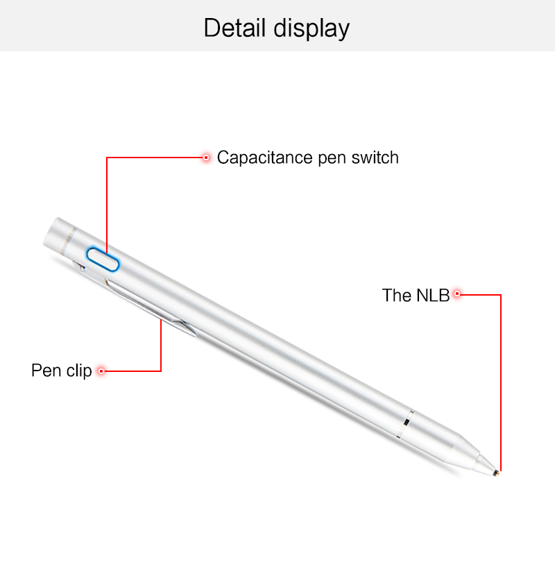 stylus capacitive