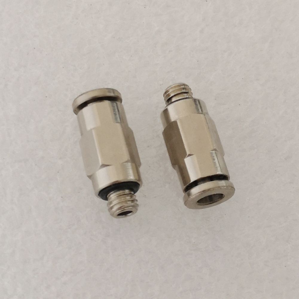 STK 1 x DC 2.1mm presa jack installazione connector