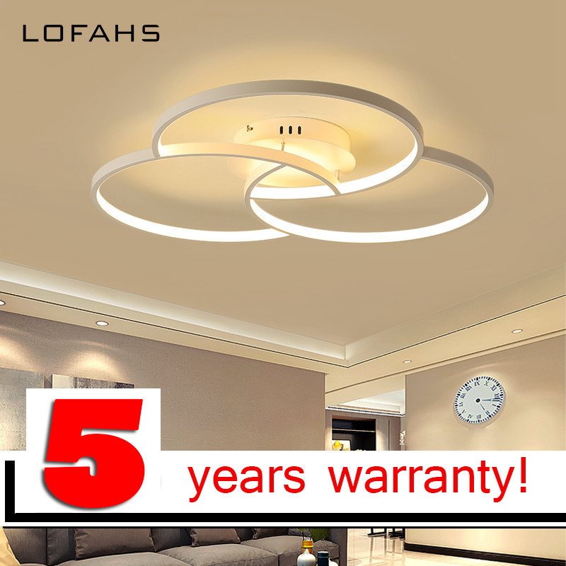 LOFAHS Surface Mounted Modern Led Ceiling Lights For Living Room luminaria led Bedroom Fixtures Indoor Home Deco Ceiling Lamp цена