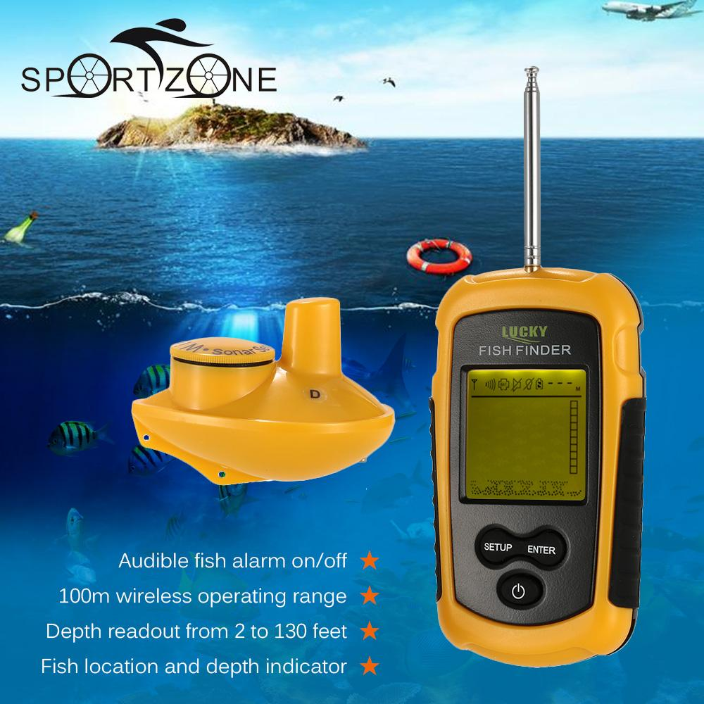 popular fish transducer-buy cheap fish transducer lots from china, Fish Finder