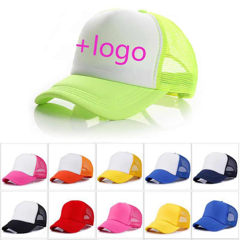 f05705b4 Free Custom LOGO Design Cheap 100% Polyester Men Women Baseball Cap Blank  Mesh Adjustable Hat