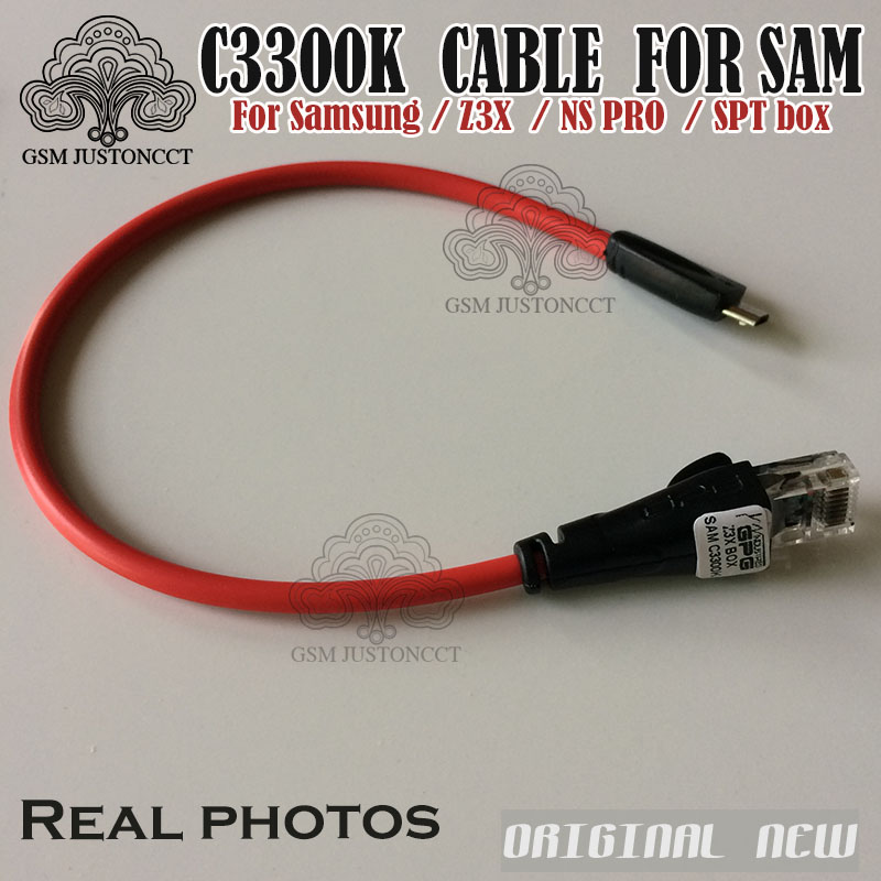 USB Cable for z3x Box//Octopus Box//Sigma Box//NCK Box Original c3300k Cable