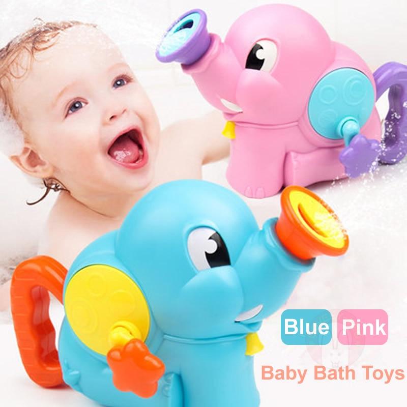 Baby Bath Toys Kids Water Bathtub Swimming Toddler Toy ...