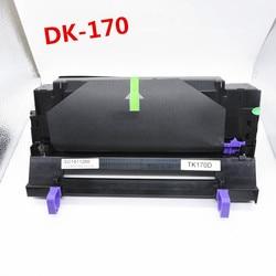 Wysokiej jakości nowe DK-170 dk170 czarny jednostka bębna do Kyocera FS1320 FS1370 FS1135 FS1035 M2035DN M2535DN P2135 drukarki
