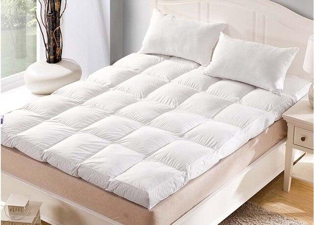 Bed Met Matras : Cm dikkere vouwen tatami mat veer matras dubbellaags down proof