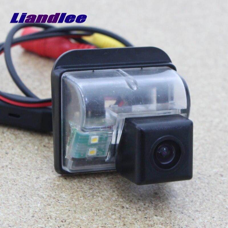 Liandlee HD Caméra Arrière Pour Mazda CX-7 CX7 CX 7 2007 ~ 2013 Haute Résolution 170 Degrés Étanche Haute Qualité CCD Inverse caméra