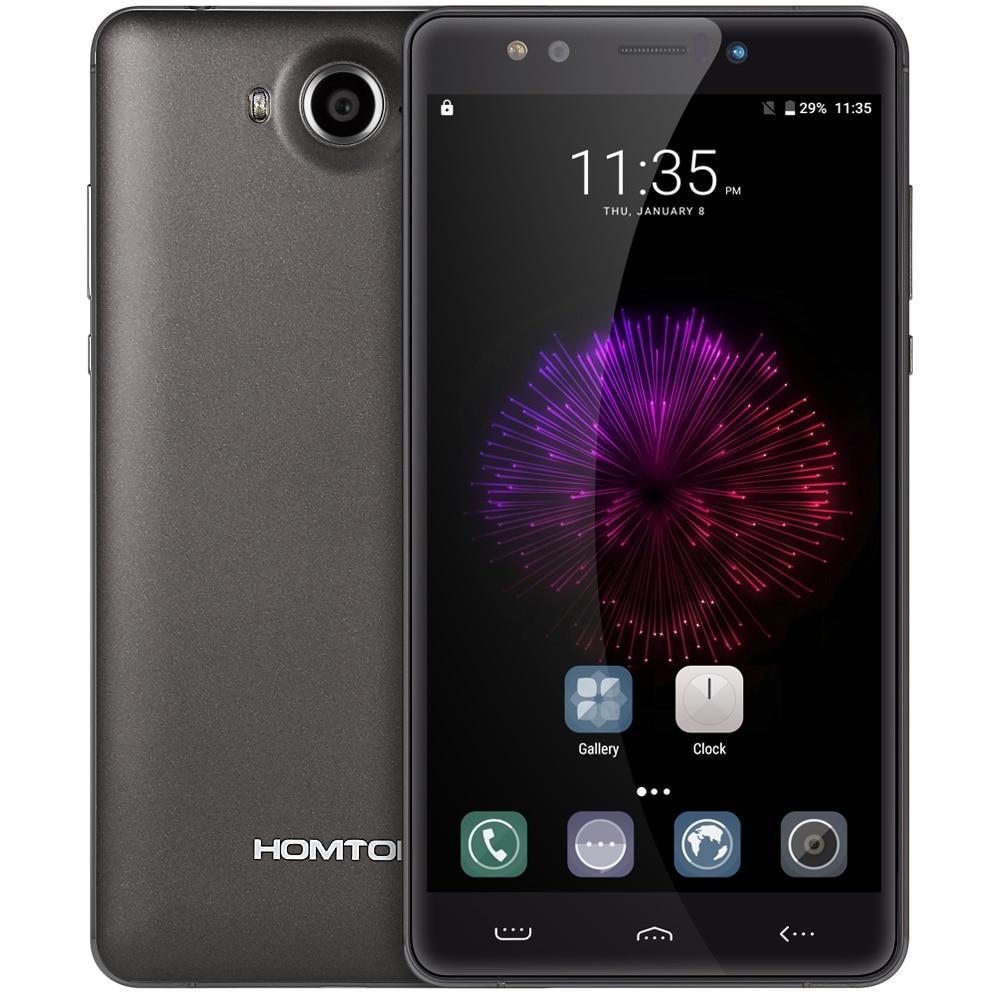 bilder für 5,5 zoll homtom ht10 android 6.0 4g smartphone fhd bildschirm mtk6797 deca core-handy 4 gb + 32 gb 21mp hauptkamera 3200 mah handy