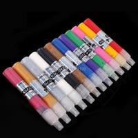 12 Colors 3D Gel Nail Polish Pen High Quality Gel Polish Beautiful Nail Art Paint Drawing