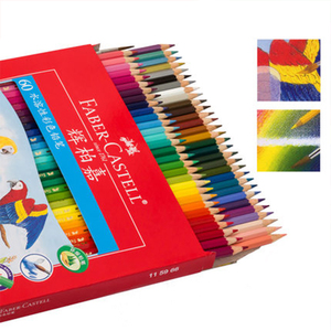Faber Castell 12 24 36 48 Colors Non-toxic Lapis De Cor Profissional Prismacolor Colored Pencil for Painting Drawing Sketch