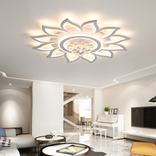 Modern led ceiling light kitchen lighting fixture dining living room white AC85-265V lights for bedroom home ceiling lamp часы perfeo night white pf s523g