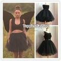 "Sale! Yuppies Fashion Women Tulle Skirts 7 Layers 19.6"" Long All Colors Adult Tutu Ball Gown Bolsas Saias Femininas Vestidos"