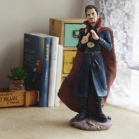 Large size Avengers Infinity War Dr Doctor Strange Action Figures Toy Big 32cm Superhero PVC Collection Modle Doll For Kids Gift