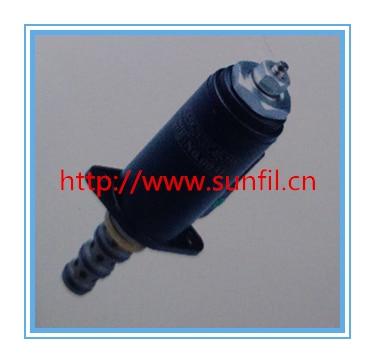 Excavator  solenoid valve YN35V00018F2,SK200-6