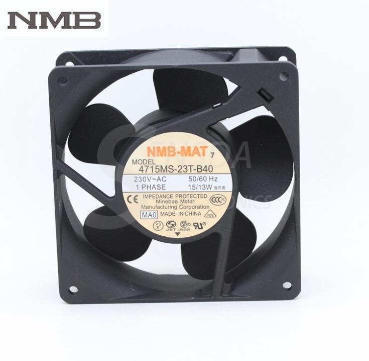 NMB Minebea 115v AC Fan 4715fs-12t-b40 for sale online