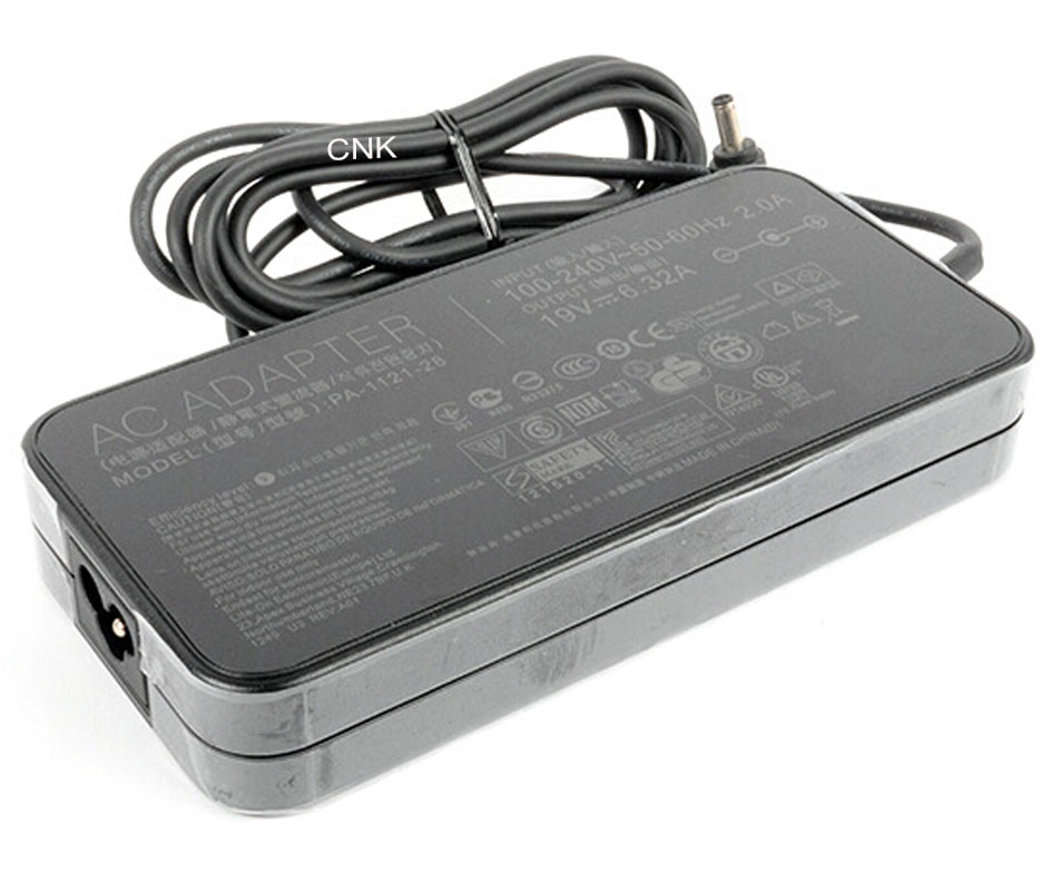 <font><b>19V</b></font> <font><b>6.32A</b></font> 4.5*3.0mm 120W Laptop AC Adapter For <font><b>Asus</b></font> G501JW UX501J UX501J4720 G501VW Laptop <font><b>Charger</b></font> image