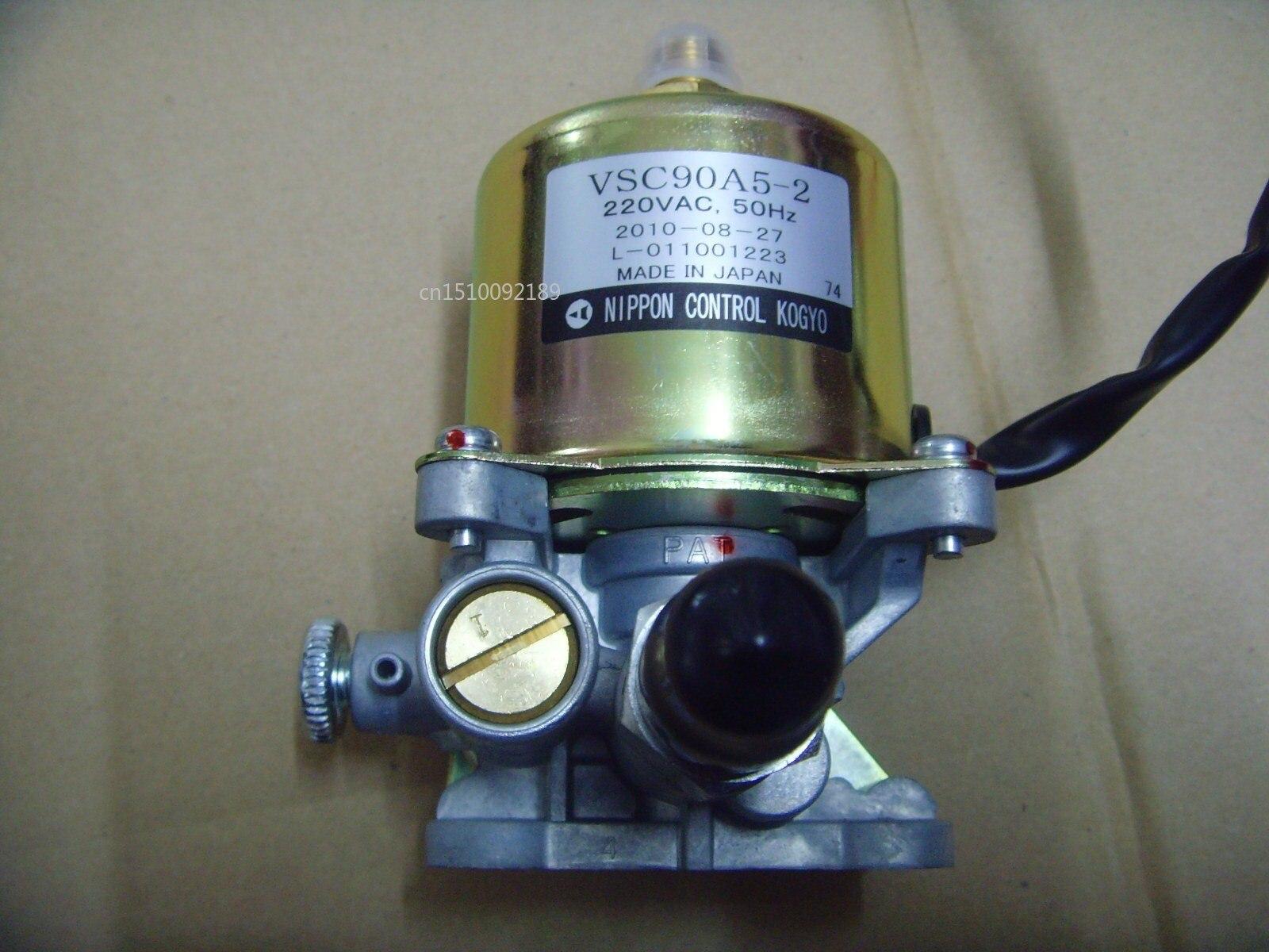 Nippon Burner Parts Electromagnetic Pump VSC63A5-2 For Methanol Burner Diese Oil Burner NEW