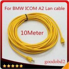 Lan cable For BMW ICOM A2 Diagnostic tool car net cable ICOM A3 Auto Diagnostic scanner